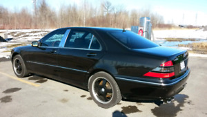 Mercedes s500 2000