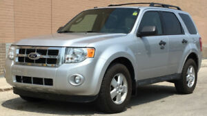 2008  FORD ESCAPE XLT 4X4  AUTO  LOADED INSPECTED