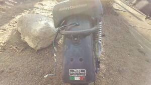 Harley Enduro parts bike