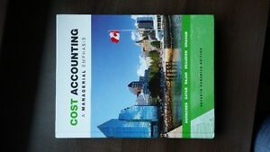 Cost accounting- Seventh edition by Horngren, Datar et al