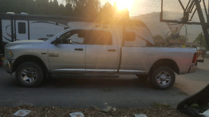 2014 dodge ram 3500 long box edition