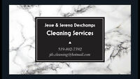 ***CLEANING SERVICES***