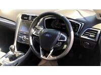 2015 Ford Mondeo 2.0 TDCi Titanium 5dr Manual Diesel Hatchback