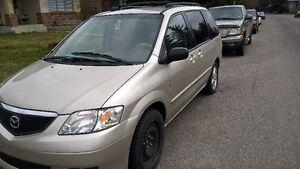 2002 Mazda MPV LX Minivan, Van (REDUCED FOR A QUICK SALE!)