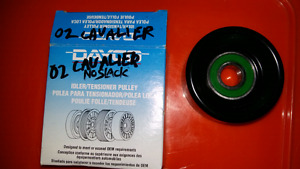 dayco 89007 2000 - 2005 cavalier idler pulley $15