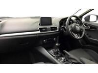 2015 Mazda 3 Mazda Hatchback Sport Petrol blue Manual
