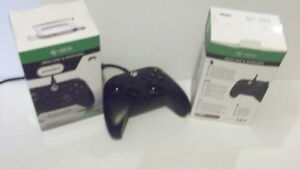 """PDP Wired Controller for Xbox One & PC, Black """"NEW"""""""