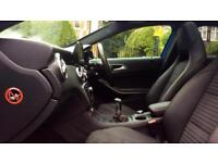 2015 Mercedes-Benz A-Class A180 CDI AMG Night Edition 5dr Manual Diesel Hatchbac