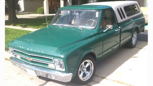 Nicely refreshed1967 C10 Chevrolet
