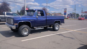 GMC Pick Up 1985 4x4