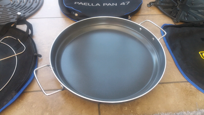 Cadac Paella Pan 47 Cm.Cadac Carry Chef Accessiries In Dinnington South Yorkshire Gumtree