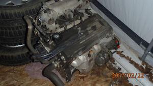 1997 - 2001 Honda 2 liter engine