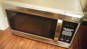 GE Convection Microwave