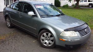 2005 Volkswagen Passat 4motion Sedan