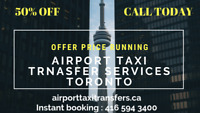 Book your Airport taxi in Toronto
