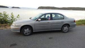 1999 CHEVY MALIBU AUTOMATIC 4 CYLINDER $1275