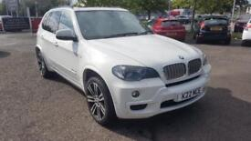 2010 BMW X5 3.0 35D M SPORT XDRIVE 5DR ESTATE DIESEL