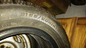USED TIRES TIRES AND WHEELS Installation available 55$