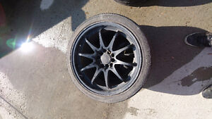 Rims and tires cheap