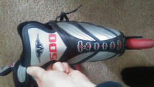 Size 10 Mission Helium 500 inline skate great condition