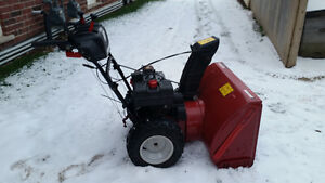 Yard Machine By MTD Snowblower