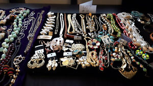 Large Selection of Costume Jewelery --- LOT  # 3