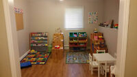 CHILD CARE SPOTS AVAILABLE - Middle Sackville