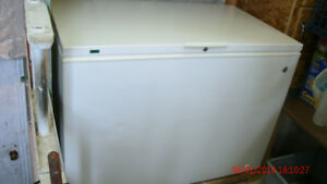 Medium Sized Chest Freezer