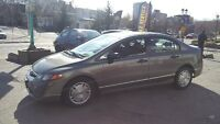2008 Honda Civic 162,000km AUTOMATIC NO ACCIDENTS!! CERTIFIED! Kitchener / Waterloo Kitchener Area Preview