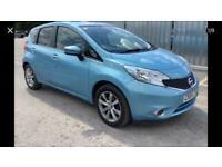 2014 Nissan Note 1.2L ACENTA PREMIUM DIG-S 5d 98 BHP MPV Petrol Automatic