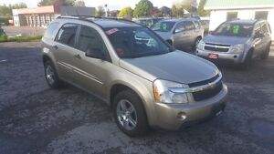 2008 Chevrolet Equinox SUV ** TEAM CANADA EDITION ** CERT $4995