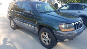 2000 Jeep Grand Cherokee VUS