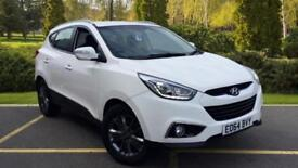 2014 Hyundai IX35 1.6 GDI SE 5dr 2WD Manual Petrol Estate