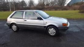 1997 d plate Nissan Sunny COLECTORS CAR