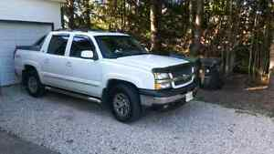 2006 avalanche 4x4 5.3 work good need gone