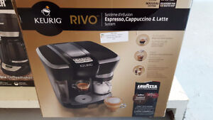 Excellent condition Kuerig Rivo Cambridge Kitchener Area image 1