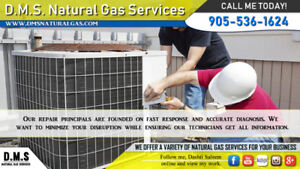 DMS NATURAL GAS - HVAC SPECIALIST