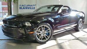 Ford Mustang GT CONVERTIBLE * 6 VITESSES * 2013
