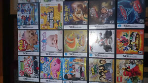 DS lite, DS XL & 26 games