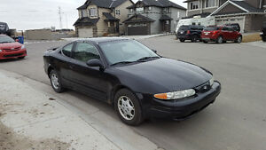 1999 Oldsmobile Alero GX Coupe Automatic Low kms