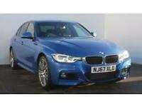 2017 BMW 3 Series 335d xDrive M Sport 4dr Step Auto Saloon diesel Automatic
