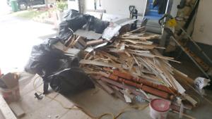 Sameday junk removal. 4168396346-Tony