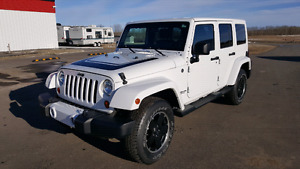 2012 Jeep Wrangler Unlimited * Altitude Edition *
