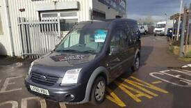 2010 60 Ford Tourneo Connect Trend 1.8TDCi ( 110PS ) in met grey