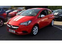 2015 Vauxhall Corsa 1.2 Sting 3dr Manual Petrol Hatchback