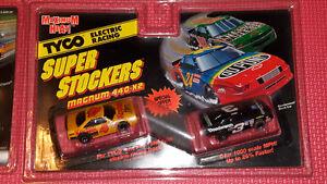 TYCO HO SLOT CAR NASCAR TWIN PACKS - SEALED ORIGINAL RACE CARS Oakville / Halton Region Toronto (GTA) image 3