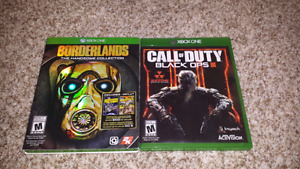 Selling Some Xbox One Games!