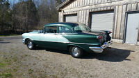 1956 OLDSMOBILE 88 COUPE FIRE SALE!MUST GO AT ALL COST!