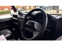 2013 Land Rover Defender DEFENDER 90 XS TD Manual Diesel 4x4
