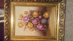 Robert Cox painting's